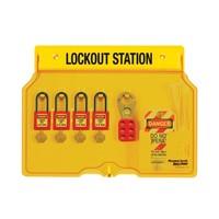Lockout Station 1482BP406 gleichschliessend / verschieden schliessend