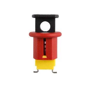 Brady Vergrendeling voor motorbeveiligingsschakelaars (Pin-Out Wide) 149433