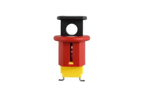 Vergrendeling voor motorbeveiligingsschakelaars (Pin-Out Wide) 149433
