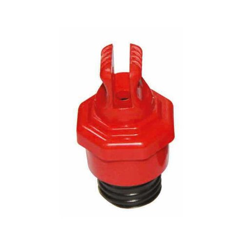 Insulation plugs for fuses with lockout possibility with padlock