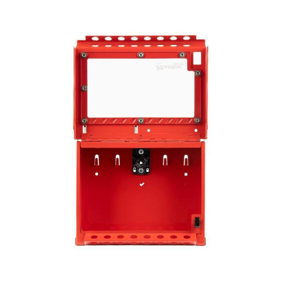 Groepsvergrendelingskast S3650 met wandbeugel