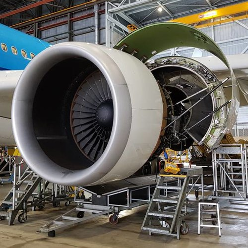 USP / Lockout-Tagout-Shop traint KLM &  Sodexo onderhoudspersoneel