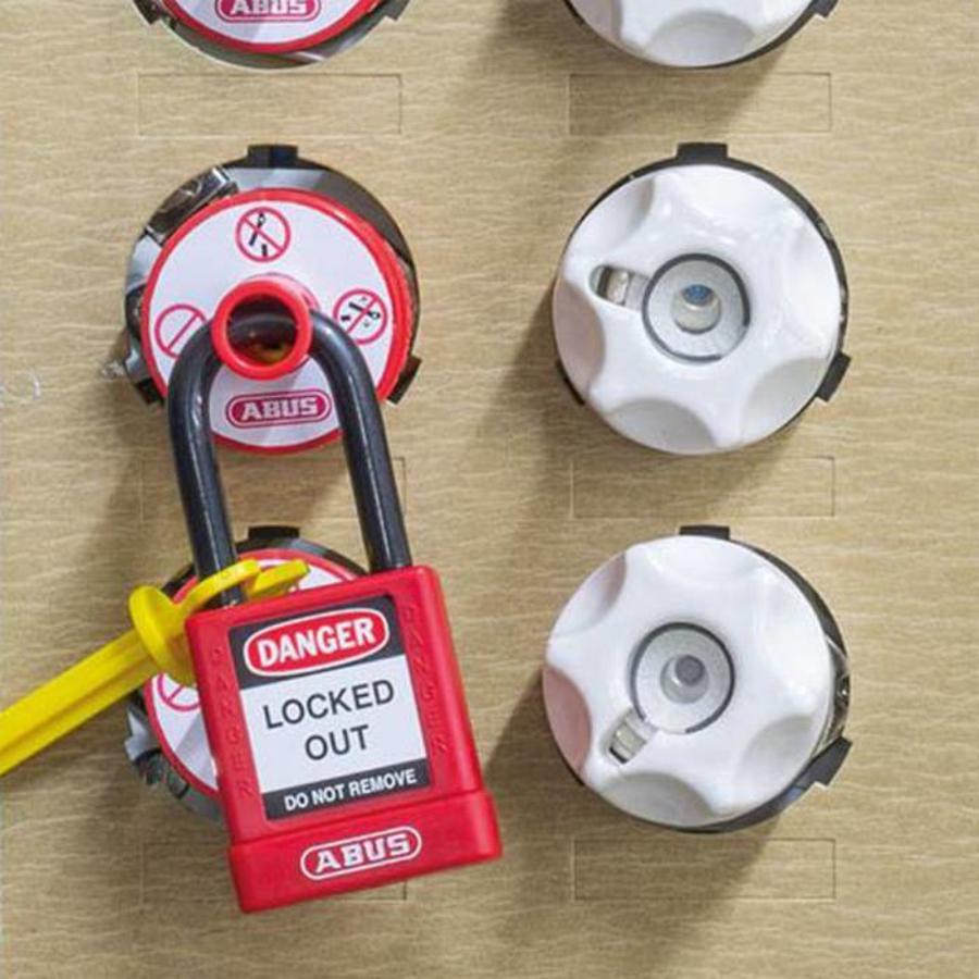 Insulation plugs for bottle fuses  c/w padlock facility E218 - E233