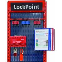 Abus LockPoint DIN A4 Kartentasche 77953