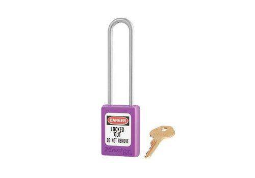 Zenex safety padlock purple S33LTPRP