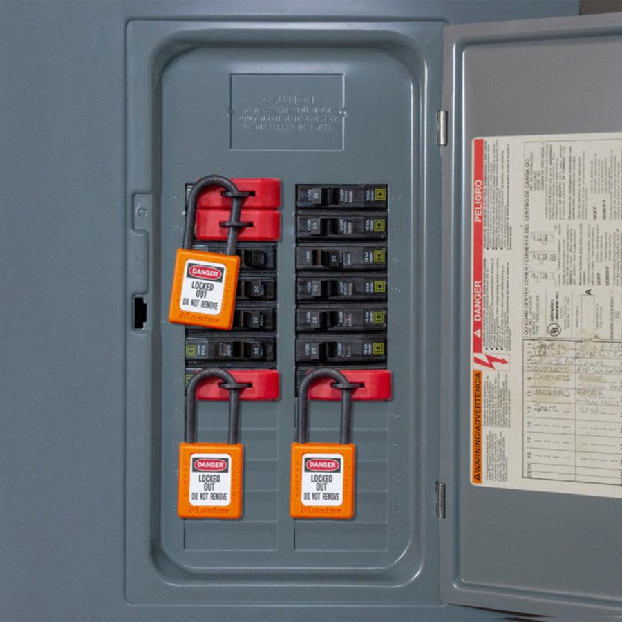Universele vergrendeling voor stroomonderbrekers (120/240V)  S3821