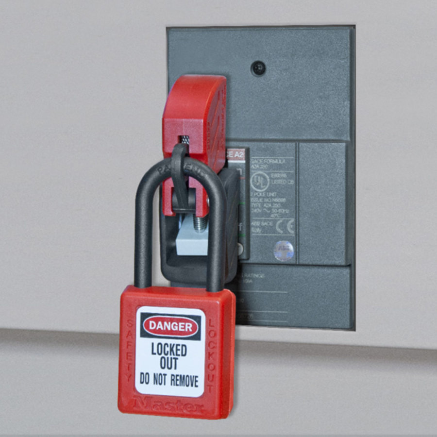 Leitungsschultzschalter-Verriegelung geformtes Gehäuse (480/600 V)  S3822