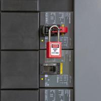 Vergrendeling voor gesloten vermogensautomaten (480/600 V) S3822