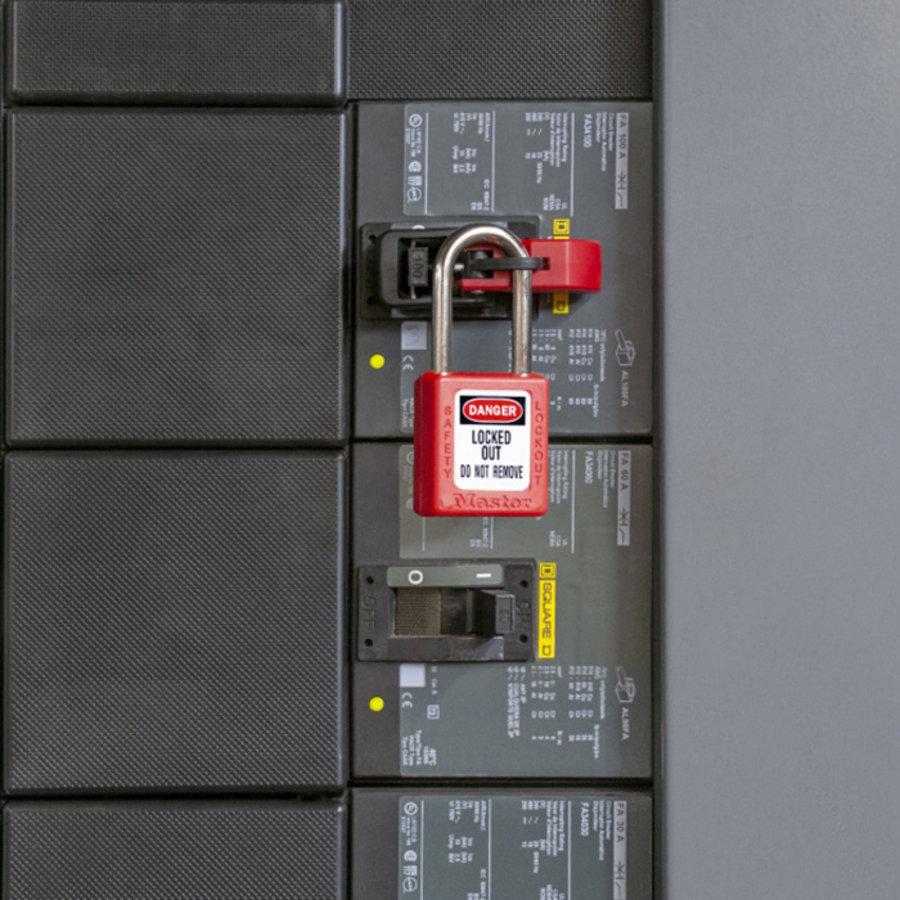 Molded case circuit breaker lock-out (480/600 V) S3822