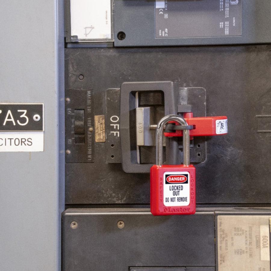 Vergrendelingssysteem voor extra grote stroomonderbrekers (480/600 V) S3823