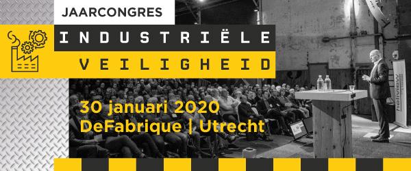 Jaarcongress Industriële Veiligheid 2020, USP is er bij!