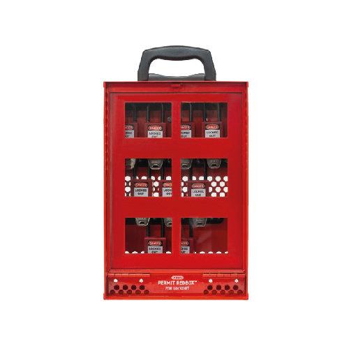 Permit Redbox B810