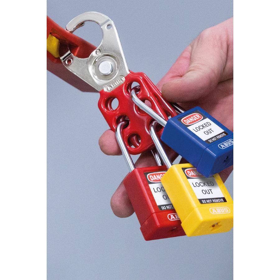 Hauptschalter-Verriegelungen Stahl H701, H702