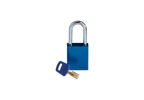 SafeKey aluminium veiligheidshangslot blauw 150287