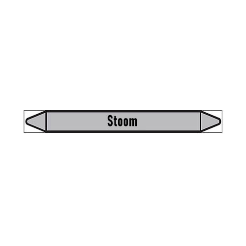 Leidingmerkers: LD stoom | Nederlands | Stoom