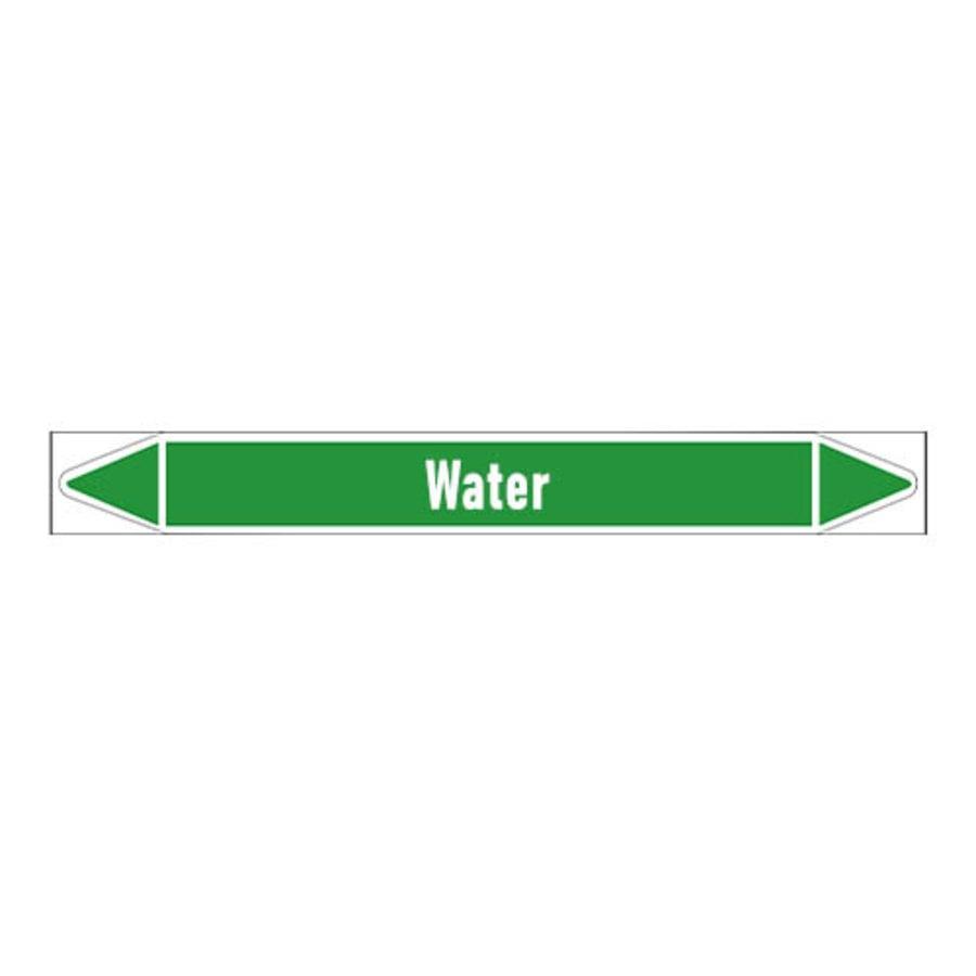 Leidingmerkers: Onthard water | Nederlands | Water