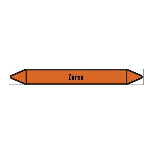 Leidingmerkers: Ijzerchloride   Nederlands   Zuren