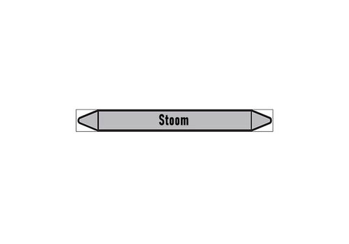 Leidingmerkers: stoom 2,8 bar bar   Nederlands   Stoom