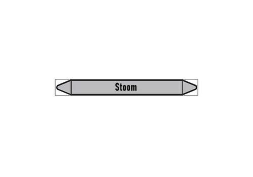 Leidingmerkers: stoom 4 bar | Nederlands | Stoom
