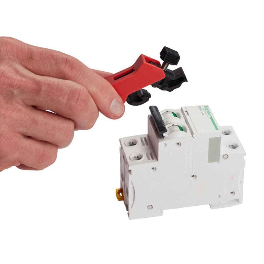 Universal Mini Verriegelung für Schutzschalter 149514, , 149515