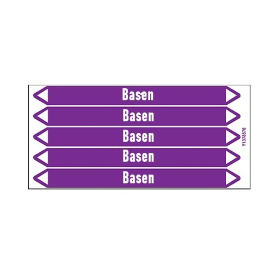 Rohrmarkierer: Base | Niederländisch | Laugen