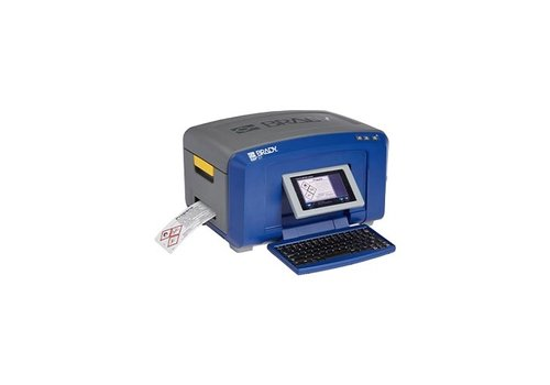 BBP™37 Multicolour & Cut pictogram- en labelprinter