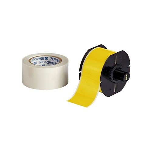 ToughStripe Printable Floor Marking Tape | Yellow