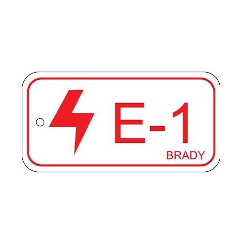 Isolatiepunt label Elektrisch