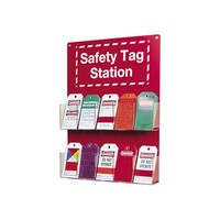 Safety tag station 081773