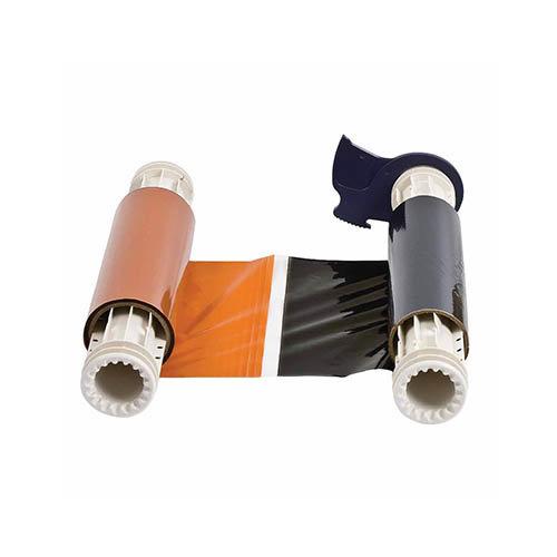 BBP85 Printer Ribbon Black & Orange