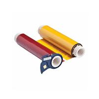 BBP85 Printer Ribbon Black, Red, Blue, Yellow
