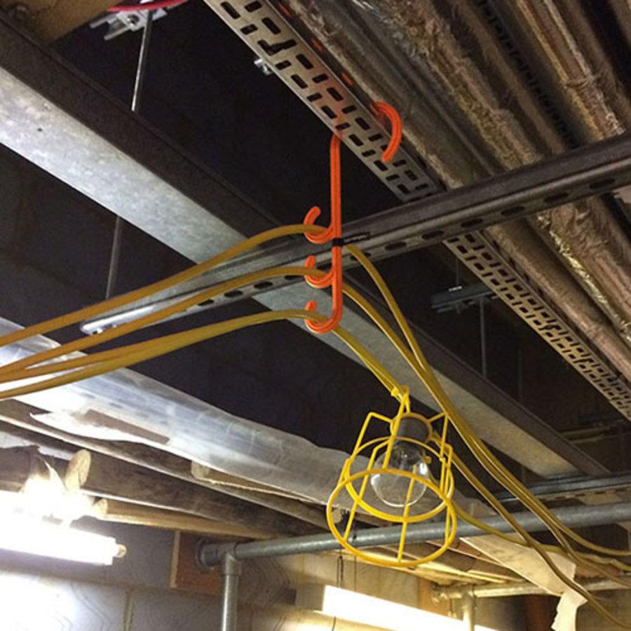 Veiligheidshaak voor kabels | Hanger