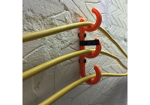 Veiligheidshaak voor kabels | Muur haak