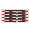 Brady Leidingmerkers: Acrylaldehyd (stab.) | Duits | Ontvlambare vloeistoffen