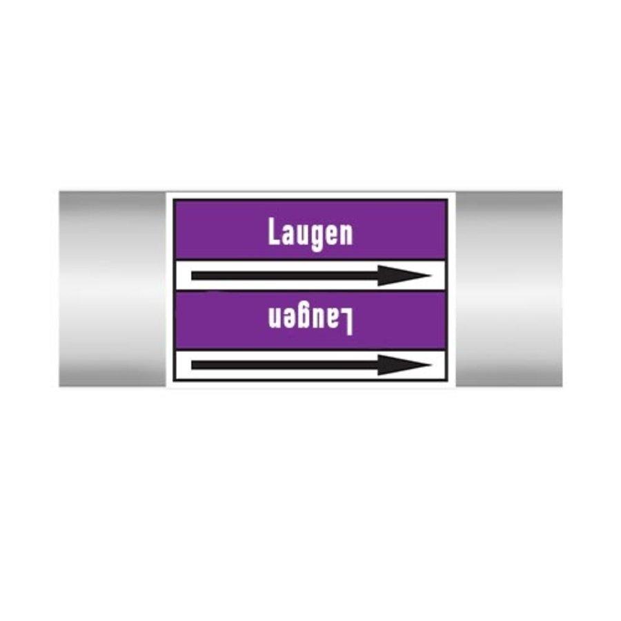 Leidingmerkers: Carbonat  | Duits | Basen