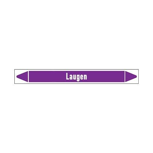 Leidingmerkers: Lauge | Duits | Basen