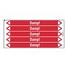 Brady Rohrmarkierer: Dampf 1,5 bar | Deutsch | Dampf
