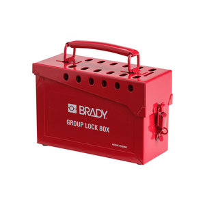 Brady Group lock box 065699