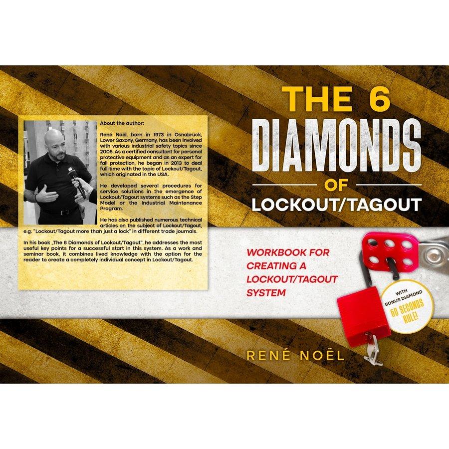 The 6 Diamonds of Lockout/Tagout  boek