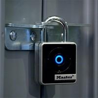Indoor Bluetooth Smart padlock