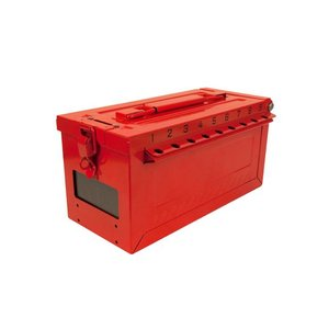 Master Lock Group lock-out box S600