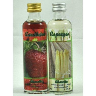 flesje Fruitgenot 4 cl Asperge 4 cl