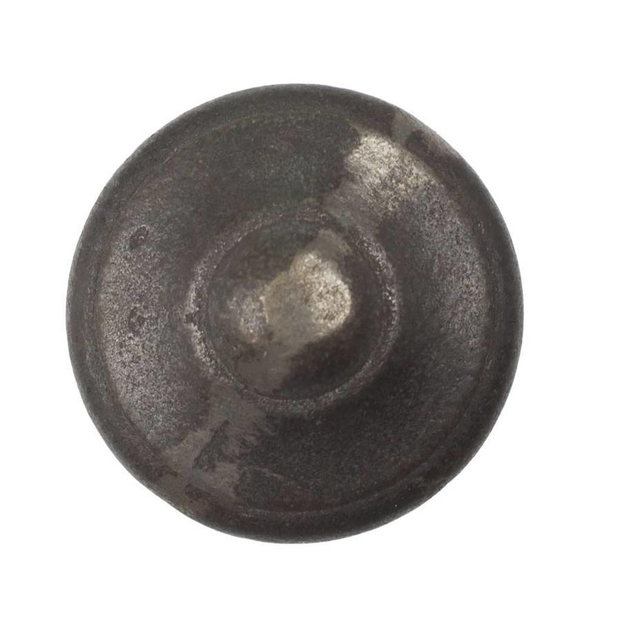 Gietijzeren kastdeurknop 36mm