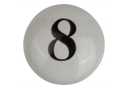 Meubelknop nummer 8