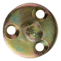 Dummy stift 8mm voor deurkruk