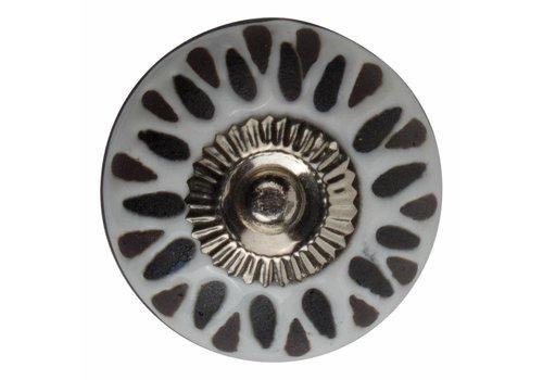 Meubelknop reliëf deco CK5511