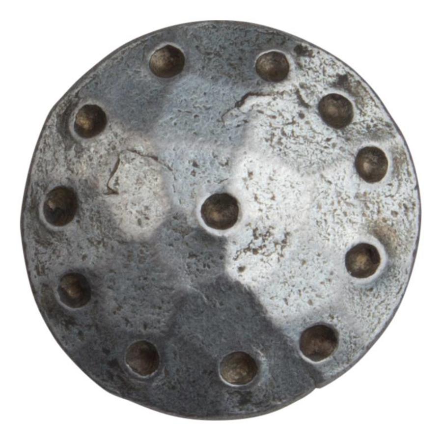 Siernagel 24 x 35mm - ronde kop - Pewter
