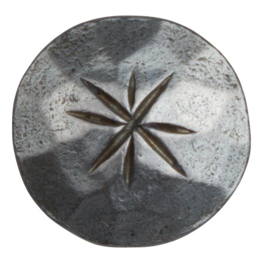 Siernagel SN0508 - ronde kop - Pewter