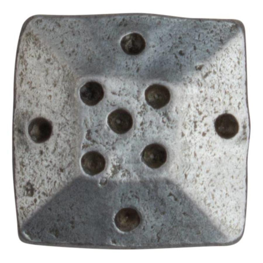 Siernagel SN0517 - 24 x 24 x 35mm - Pewter