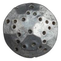 Siernagel 20 x 35mm - ronde kop - Pewter